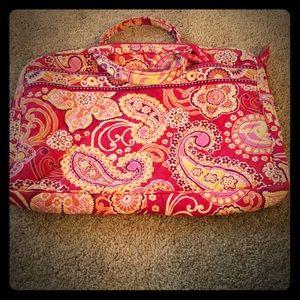 Vera Bradley laptop case/briefcase